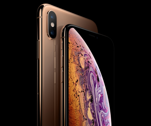 Apple iPhone Xs combo gold 09122018