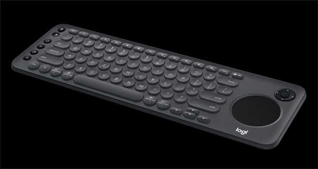 b809fc4fcfe Logitech's K600 TV Wireless Keyboard Is Designed For Better Smart TV ...