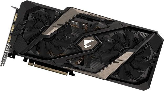 GeForce Aorus GeForce RTX 2080