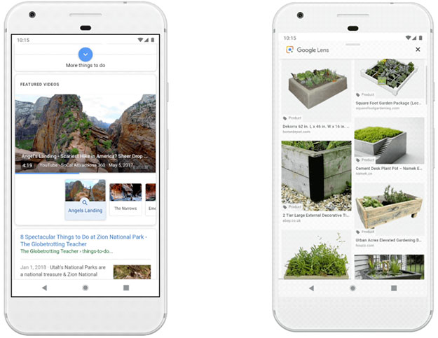 Google offers several new features on its 20th year