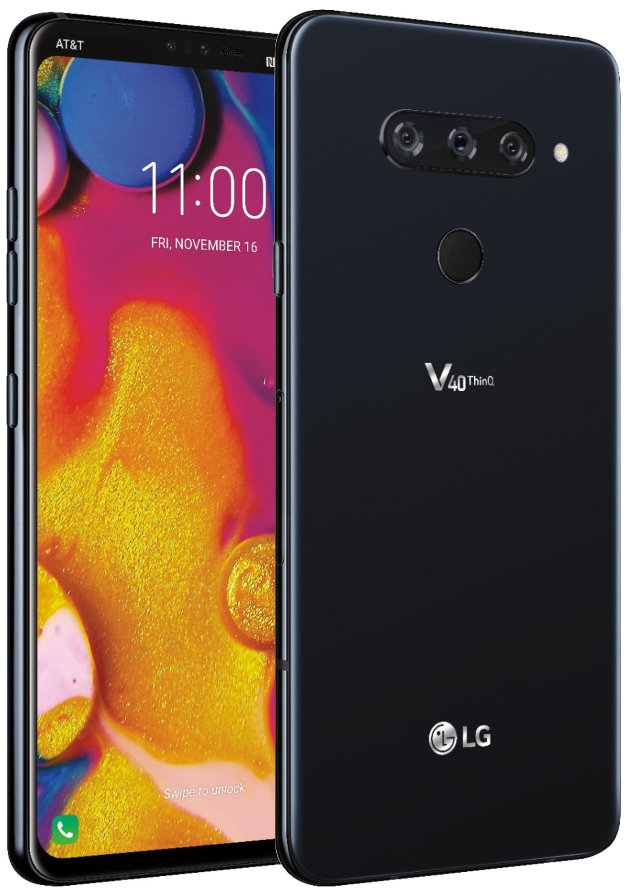 Updated: LG V40 ThinQ Confirmed With 6 4-Inch Display And 5