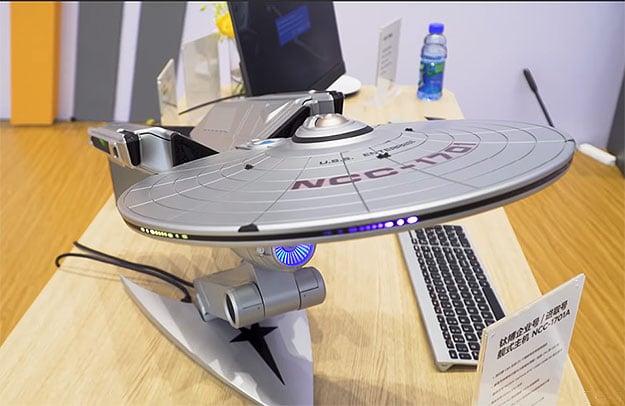 Lenovo USS Enterprise PC