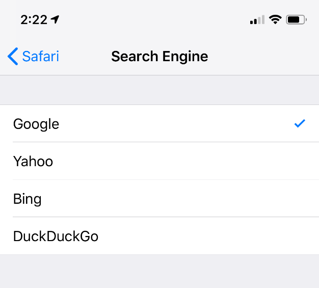 Google Reportedly Paying Apple $9 Billion to Remain Default iOS Search Option