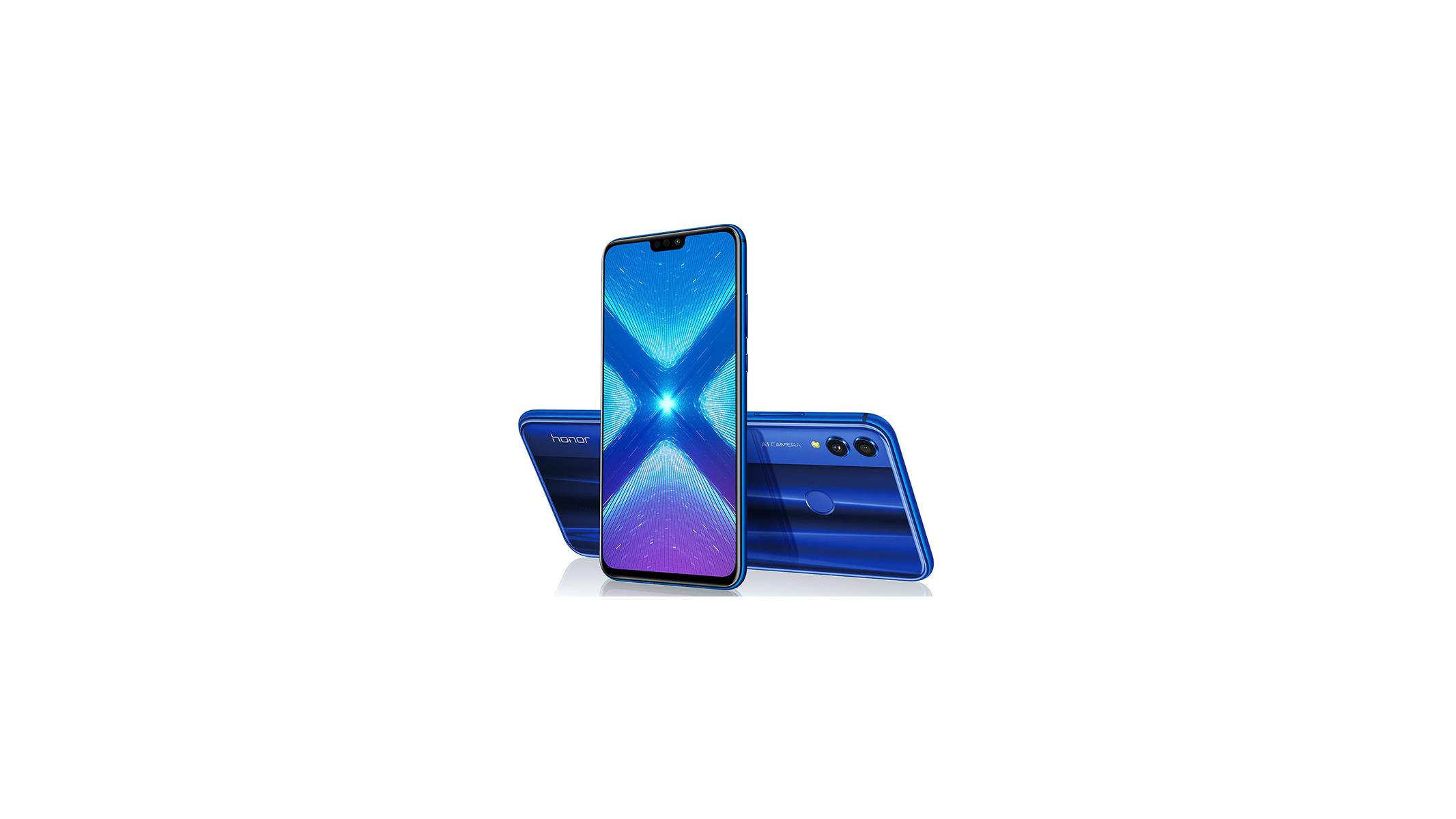 Huawei Announces Honor 8X With 6 5-inch Display, 91% Screen
