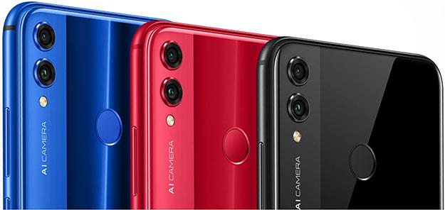 Honor 8X Cameras