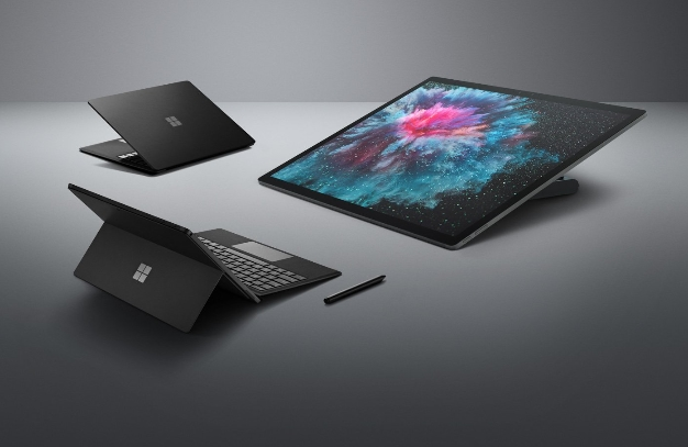Image result for MICROSOFT SURFACE LAPTOP 2 WITH 8TH GEN INTEL CORE PROCESSORS LAUNCHED AT $999 image