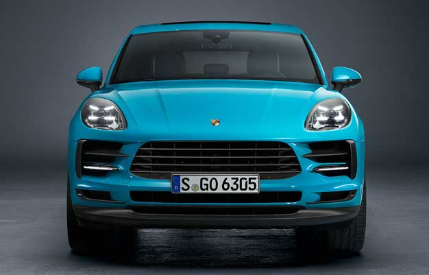 2019 Porsche Macan Launches In Europe Packing 2 0l Turbo Four Power