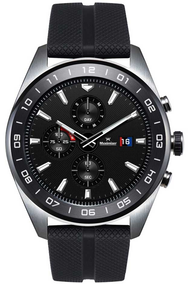 lg watch w7 solid