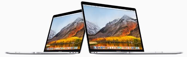 Apple MacBook Pro update 13in 15in