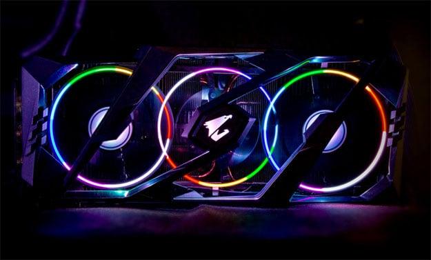 Gigabyte Aorus GeForce RTX 2080 Ti