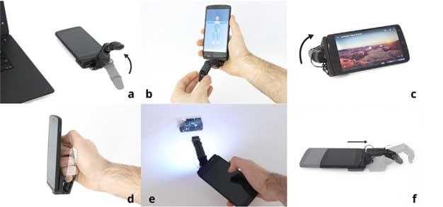 mobilimb uses