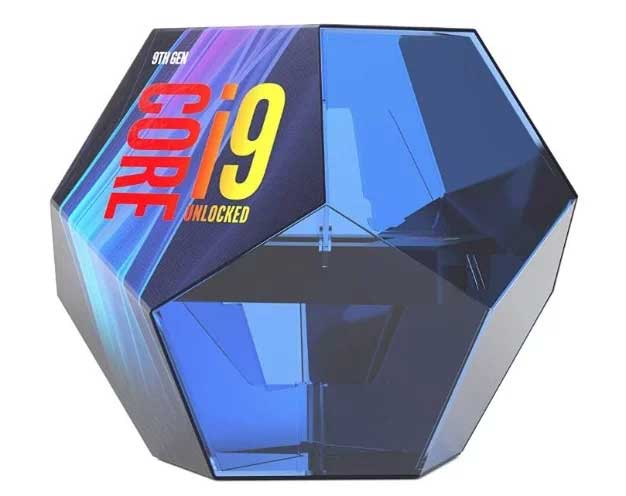 core i9 package