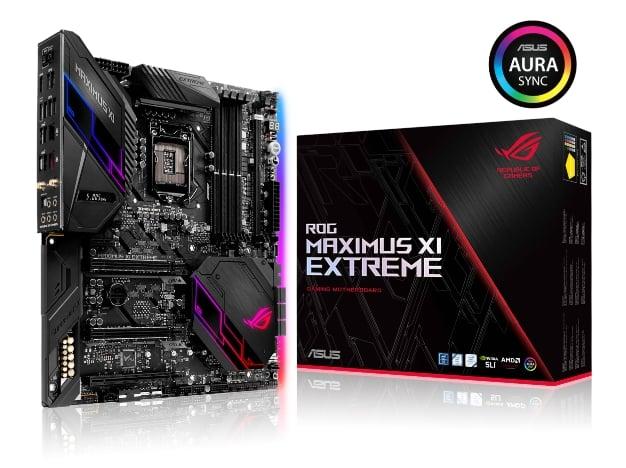 ROG Maximus XI Extreme