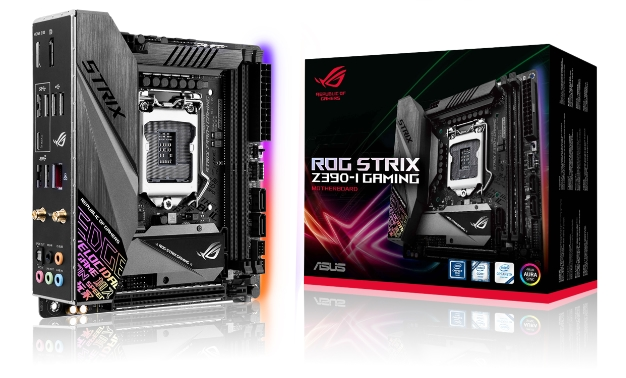 ROG Strix Z390 I Gaming