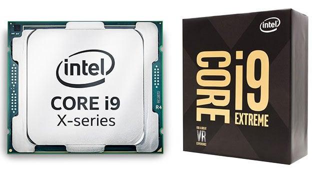 Intel Core i9 Extreme Edition Processor