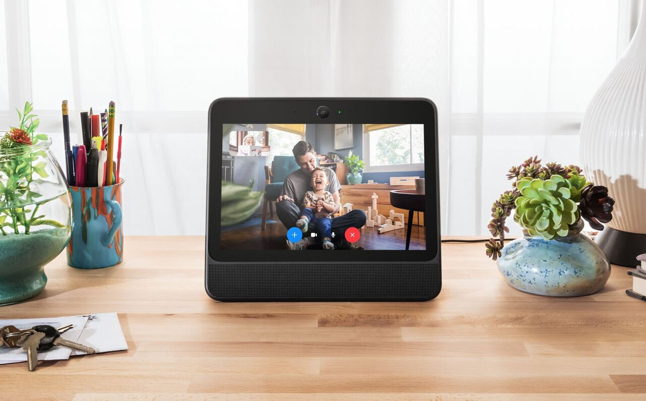Facebook Announces Portal Privacy-Centered Smart Displays Including Massive 15.6-inch Portal+