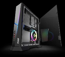 MSI Trident X Gaming PC Crams Core i9-9900K And GeForce RTX 2080 Ti Into Compact Chassis