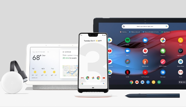 google hardware 2018