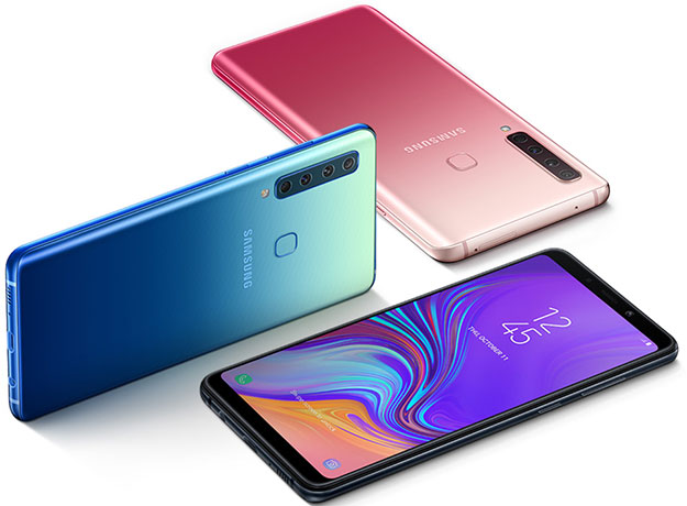 Samsung Galaxy A9 (2018) price, specifications, features, comparison