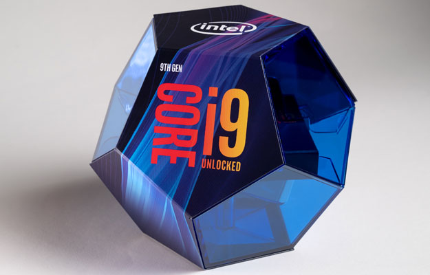 Flawed Benchmark Update Shows Pricey Intel Core i9-9900K