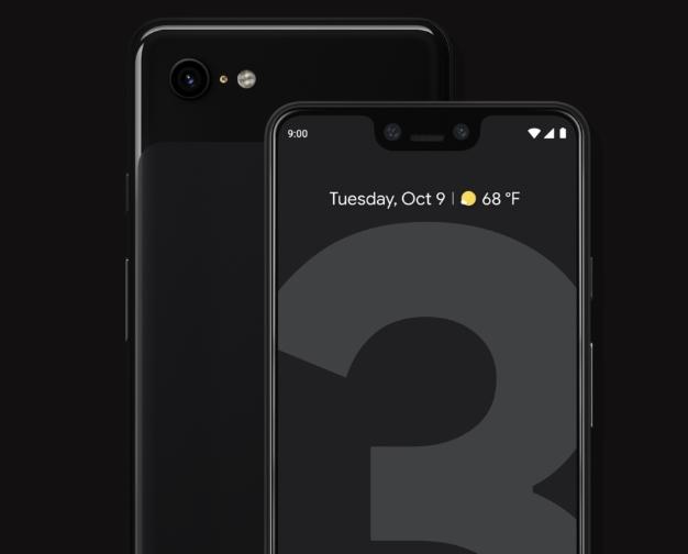 pixel 3 banner