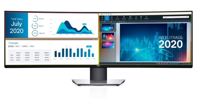 how to setup a 5120x1440 dual monitor