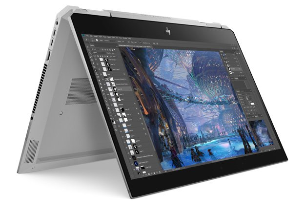HP ZBook Studio x360 1