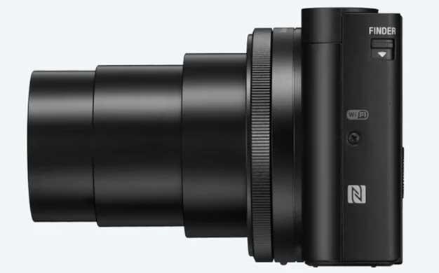 sony hx99 lens