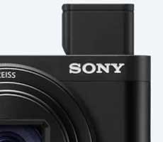 Sony HX99 Digital Camera Packs 24-720mm Zoom Lens Into Tiny Frame