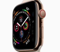 Apple Partners With Zimmer Biomet To Monitor Hip And Knee Replacement Recovery With Apple Watch