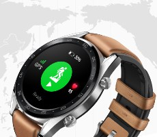 Huawei Watch GT Abandons Google's Wear OS To Achieve Stellar Battery Life