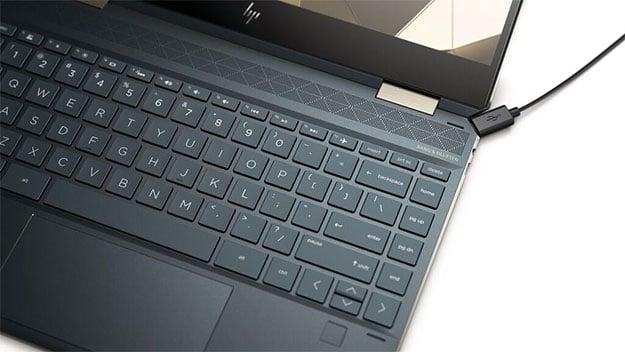 HP Spectre X360 13 Keyboard