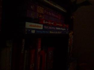 books no night shot