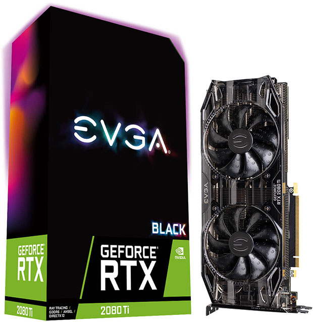 EVGA RTX 2080 Ti Black Edition 02