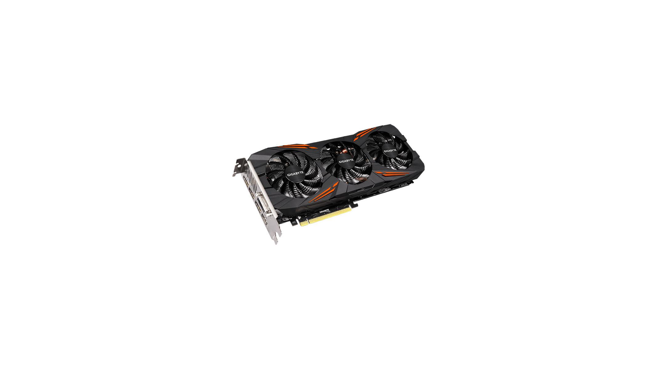 Gigabyte Steps Up With GDDR5X-Strapped GeForce GTX 1060 G1 Gaming D5X 6G Graphics Card