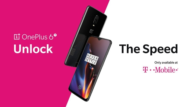 oneplus 6t t mobile