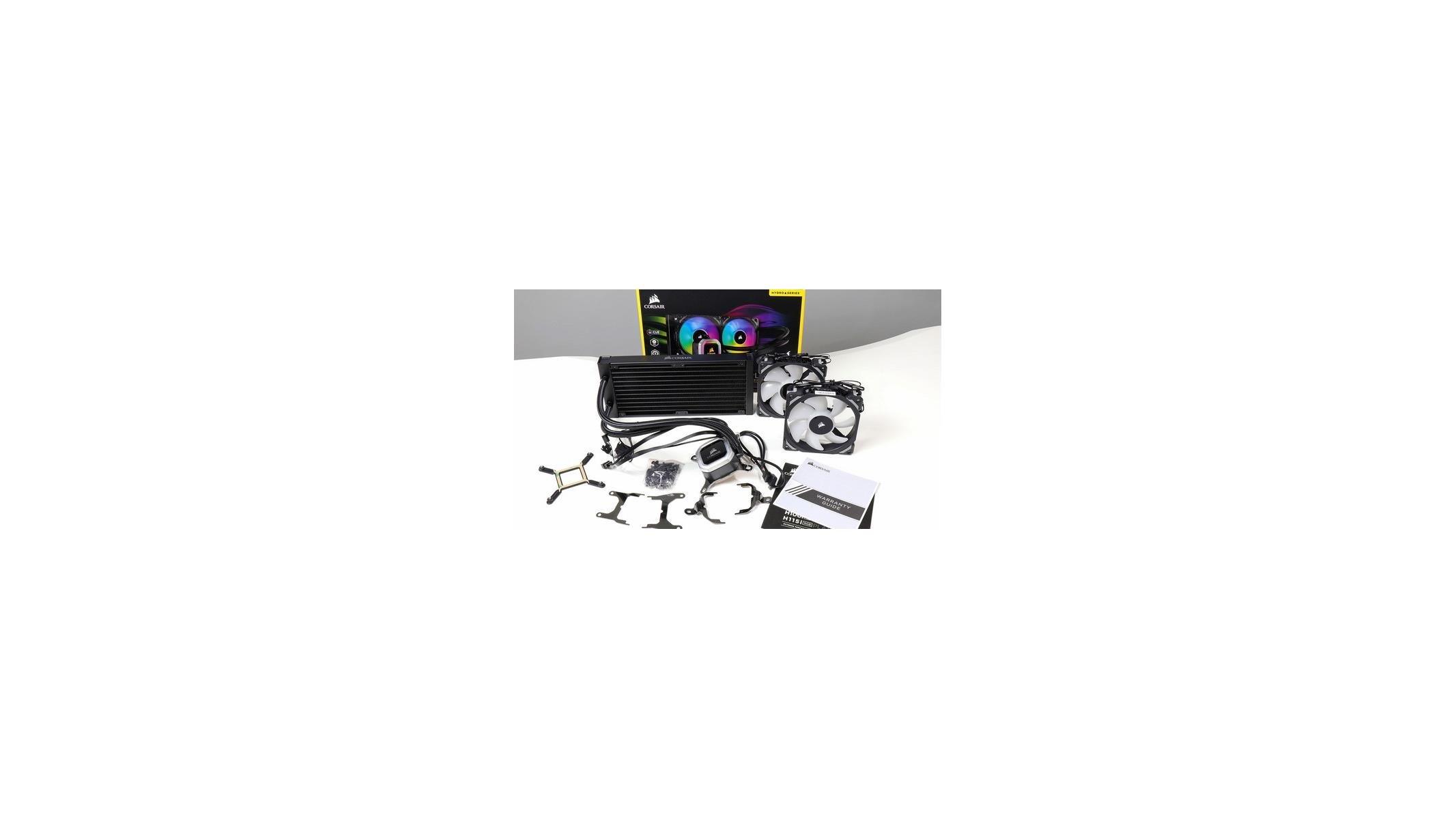 Corsair Launches H100i And H115i RGB Platinum Liquid CPU Coolers, We