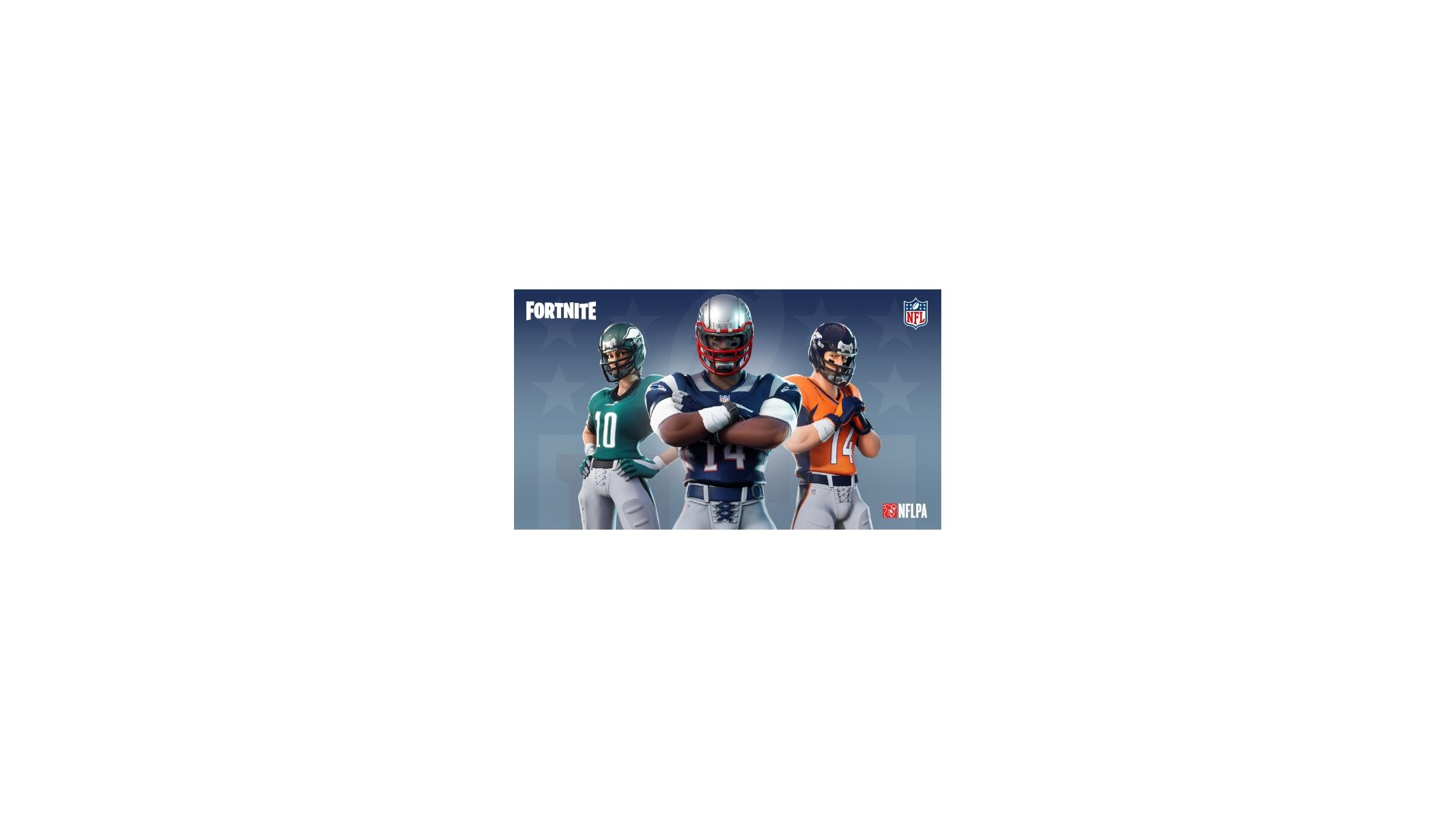 eb8354a407d Fortnite Hits The Gridiron With NFL Jersey Skins, Gear And Emotes |  HotHardware
