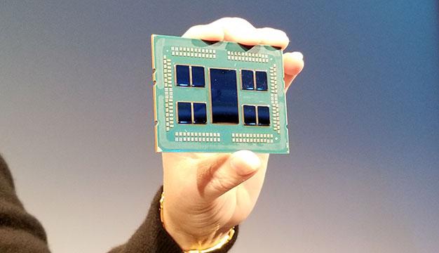 AMD EPYC Zen 2 64 Core CPU