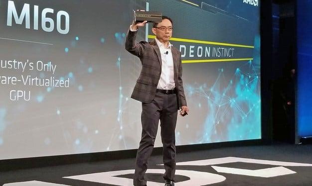 AMD Radeon Instinct David Wang