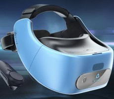 HTC Announces Vive Focus Standalone VR Headset Coming To US, Powered By Snapdragon