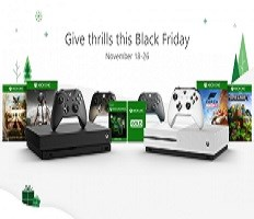 Microsoft Slashes Prices On Xbox One X, Controllers And Games for Black Friday Week