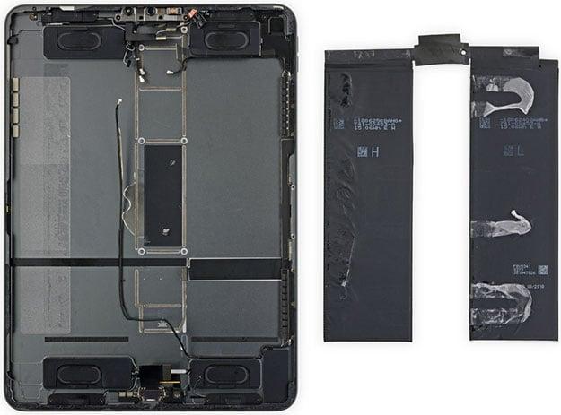 iPad Pro Battery