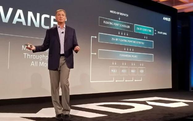 AMD Mark Papermaster Zen 2 Arch