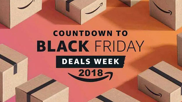 Amazon Deals Early For Black Friday