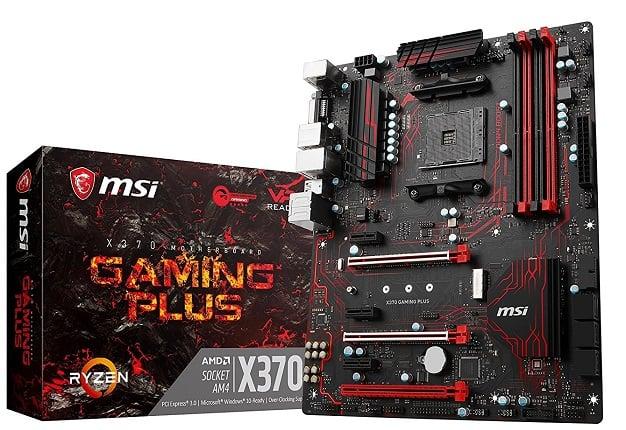 MSI Gaming Plus X370