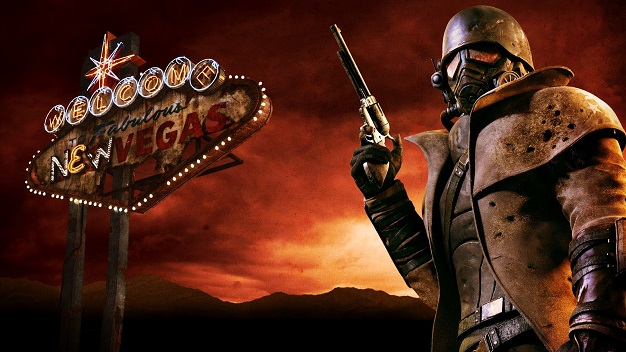 Fallout New Vegas Stock Image