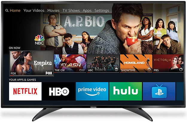 Toshiba 32-Inch Fire TV Edition