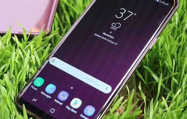 Galaxy S10 Patent Suggests Samsung Could Kill The Notch