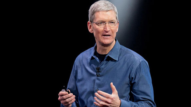 Apple's Tim Cook warns regulation is coming for the tech industry